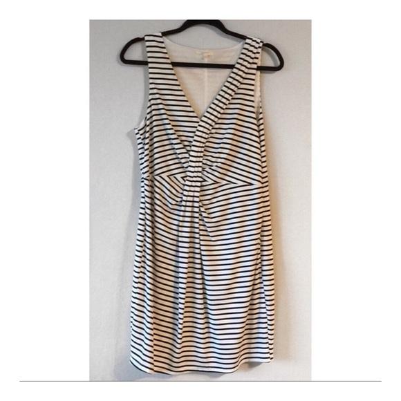 Mystree Dresses & Skirts - NWOT | Mystree Cotton Stretch BW Dress